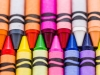 different coloured crayons for primary school EYFS setting