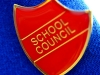 school council badge for children